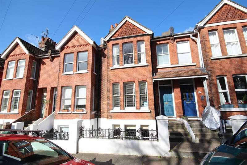 4 Bedrooms Terraced House for sale in Osborne Road, Fiveways, Brighton
