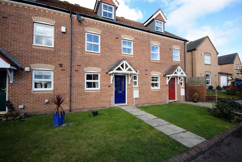 3 Bedrooms Terraced House for sale in Dipton
