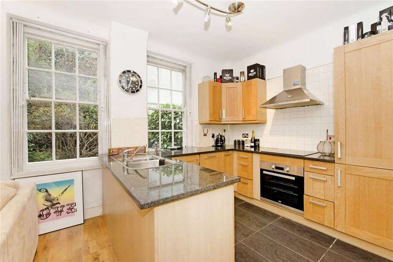 1 Bedroom Flat for sale in Portman Square, Marylebone, London