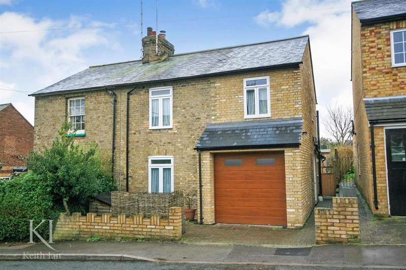 3 Bedrooms Semi Detached House for sale in Musley Hill, Ware