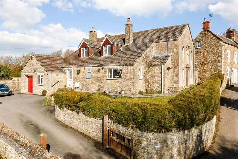5 Bedrooms Detached House for sale in Bell Hill, Norton St. Philip, Bath, Somerset, BA2