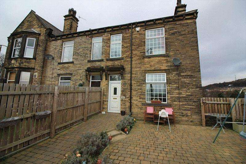 3 Bedrooms End Of Terrace House for sale in Lower Headley, Huddersfield Road, Halifax