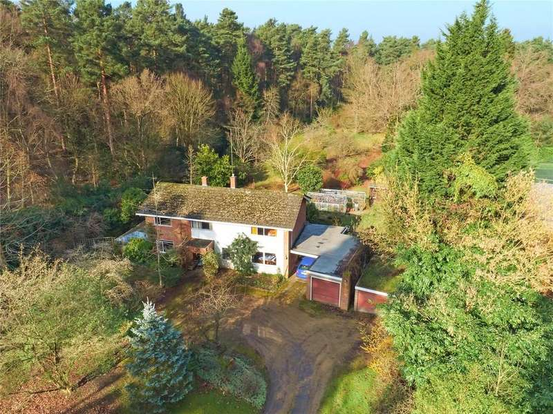 4 Bedrooms Detached House for sale in Wellingtonia Avenue, Crowthorne, Berkshire, RG45