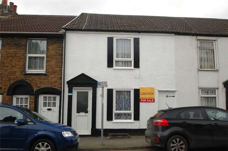 3 Bedrooms Terraced House for sale in Fox Street, Gillingham, Kent