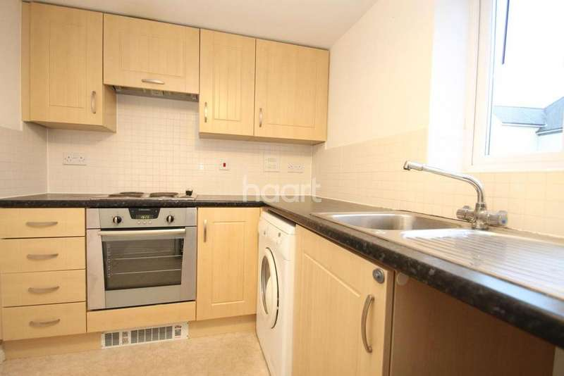 2 Bedrooms Flat for sale in Churchward, Swindon, Wiltshire