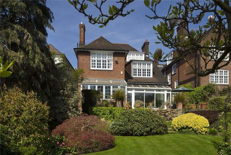 6 Bedrooms Detached House for sale in Oakhill Avenue, Hampstead, London, NW3