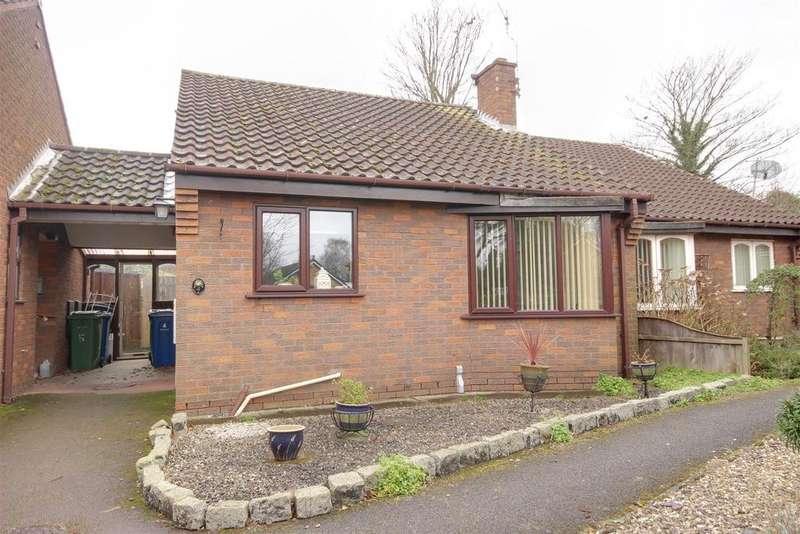 2 Bedrooms Semi Detached Bungalow for sale in Garden Court, Tremayne Avenue, Brough