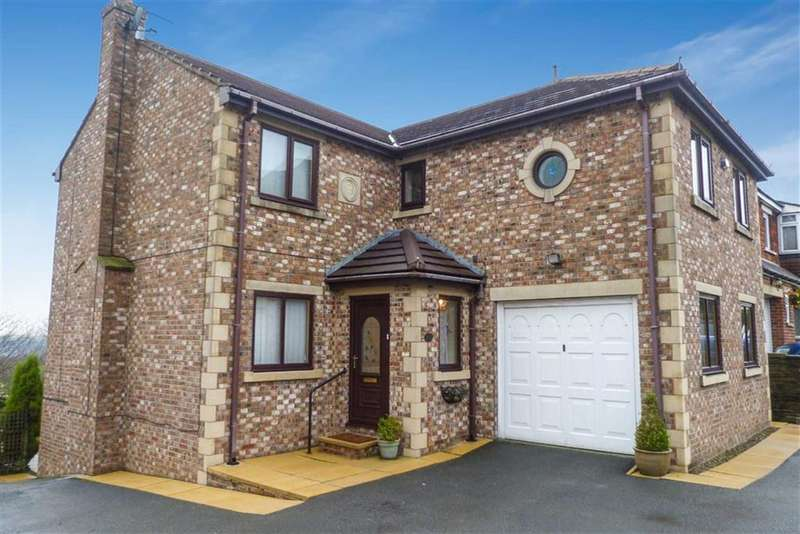 4 Bedrooms Property for sale in 141a, Clough Lane, Fixby, Huddersfield