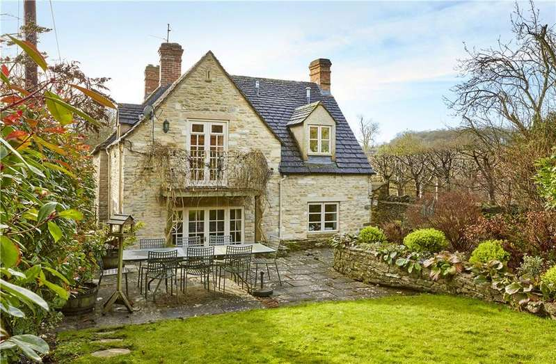 4 Bedrooms Detached House for sale in High Street, Ramsden, Chipping Norton, OX7
