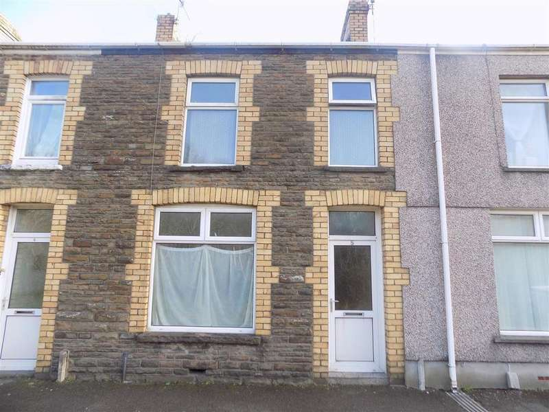 2 Bedrooms House for sale in Morgans Terrace, Neath