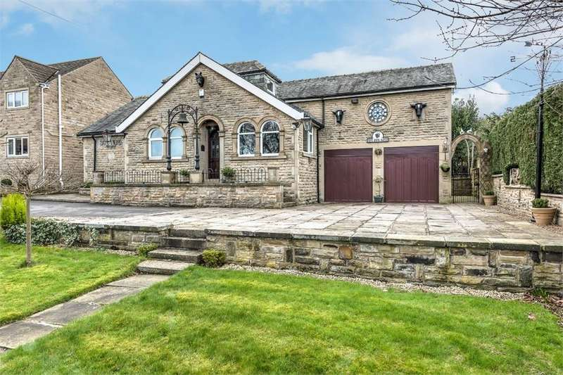 4 Bedrooms Detached House for sale in Knowles Lane, Gomersal, West Yorkshire