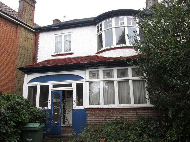 3 Bedrooms End Of Terrace House for sale in Mitcham Lane, Streatham, London, SW16