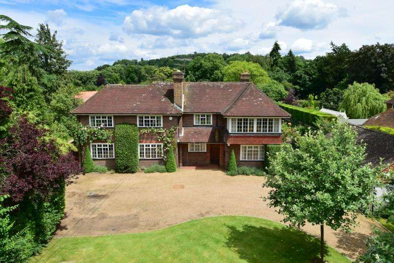 6 Bedrooms Detached House for sale in Gosden Common, Bramley, Guildford