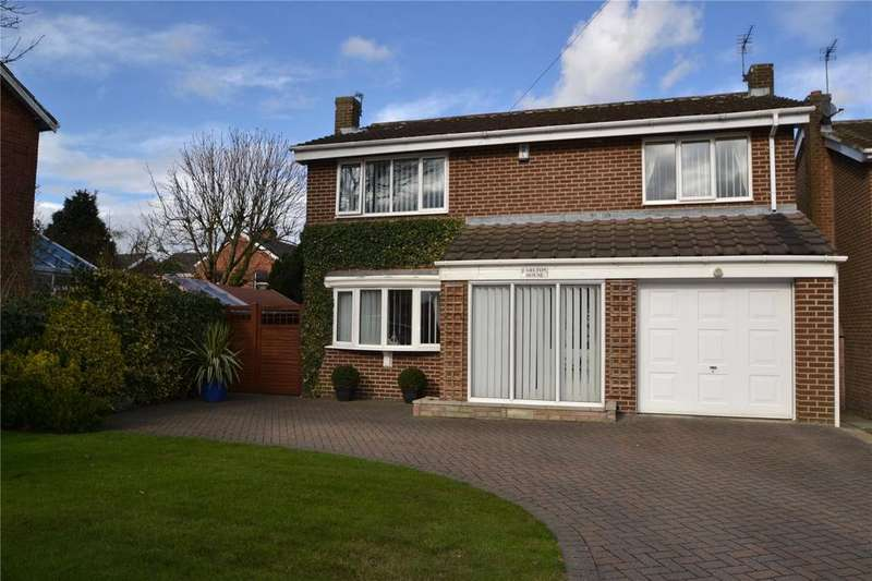 4 Bedrooms Detached House for sale in Seaside Lane, Easington Village, Co Durham, SR8