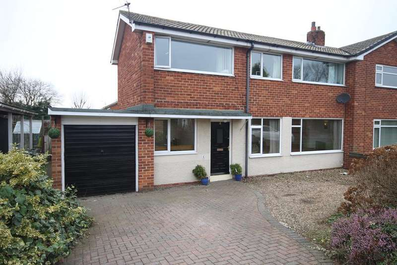 3 Bedrooms Semi Detached House for sale in Medburn Road, Holywell, Whitley Bay, NE25