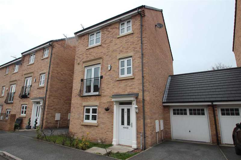 4 Bedrooms Town House for sale in Coltpark Woods, Hamsterley, Newcastle Upon Tyne