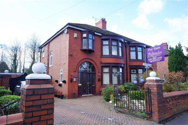 3 Bedrooms Property for sale in Barlow Moor Road, Chorlton, Manchester, M21