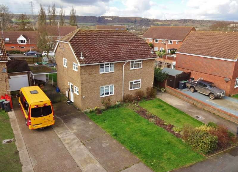 3 Bedrooms Property for sale in Nelson Road, Wouldham,