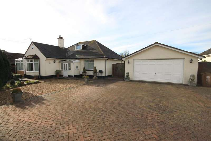 3 Bedrooms Detached Bungalow for sale in Willand EX15