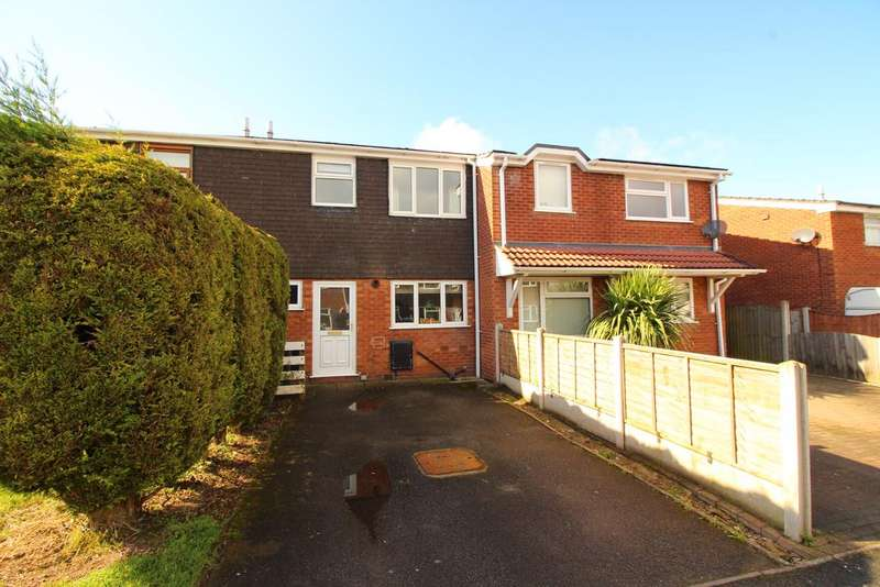 3 Bedrooms Terraced House for sale in Eastmoor, Cotgrave NG12