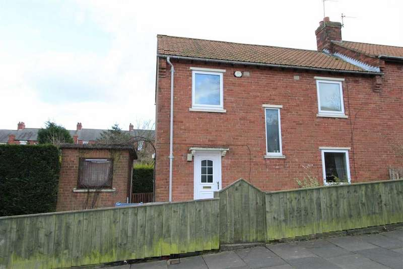 2 Bedrooms Semi Detached House for sale in Kingsway, Sunniside, Newcastle Upon Tyne