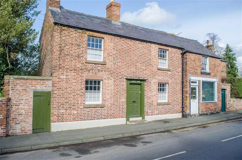 3 Bedrooms Detached House for sale in High Street, Tattenhall, Cheshire, Tattenhall