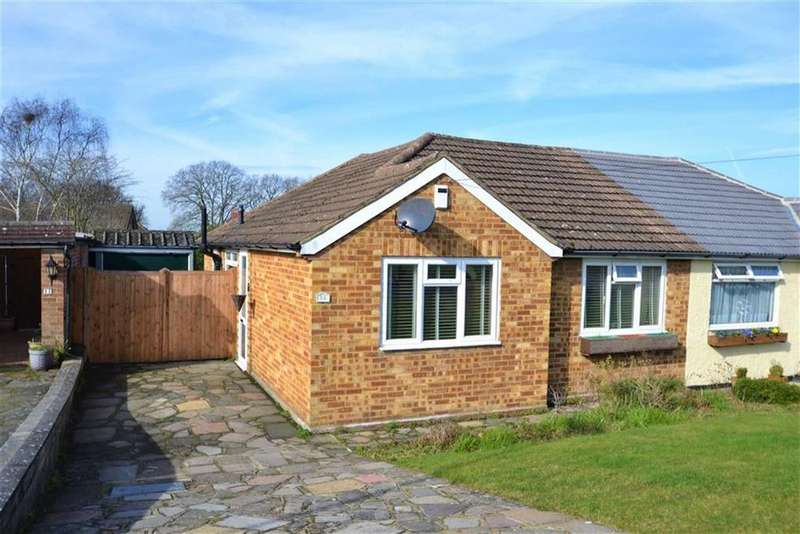 2 Bedrooms Semi Detached Bungalow for sale in Felton Close, Petts Wood, Kent