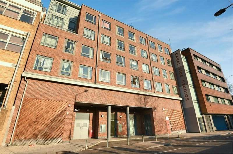1 Bedroom Flat for sale in 16 St Pancras Way, London