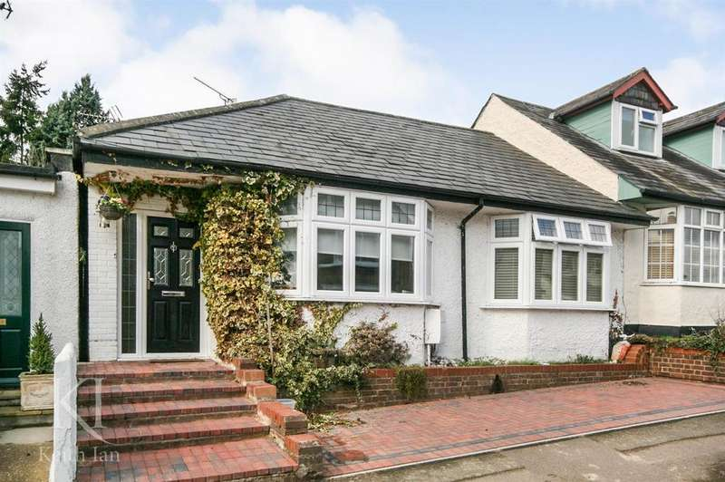 2 Bedrooms Bungalow for sale in Milton Road, Ware