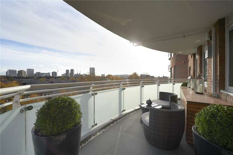 3 Bedrooms Flat for sale in Templar Court, St John's Wood Road, St John's Wood, London, NW8
