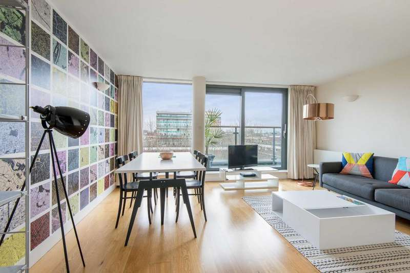 1 Bedroom Apartment Flat for sale in Gifford Street, N1