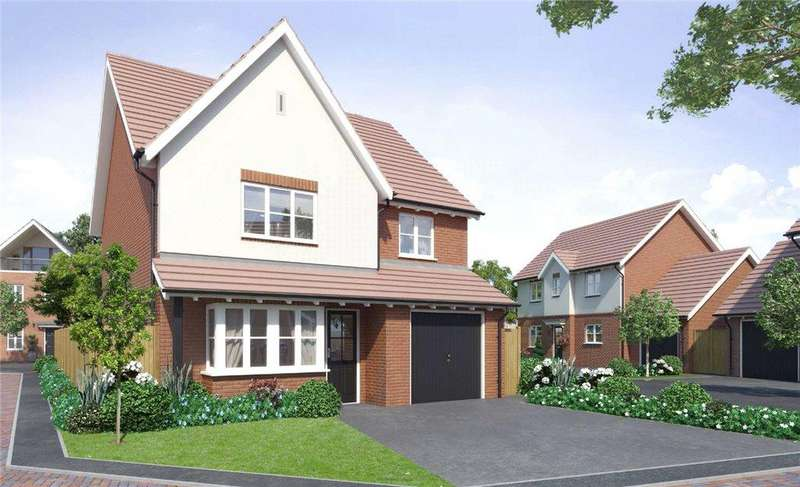 4 Bedrooms Detached House for sale in THE NEWTON PHASE 3, Navigation Point, Cinder Lane, Castleford, West Yorkshire