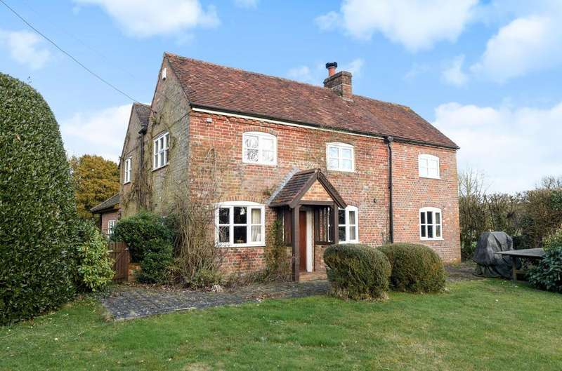 4 Bedrooms Detached House for sale in Hoe Street, Hambledon, PO7