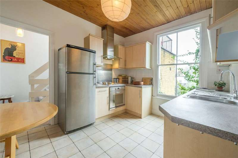 2 Bedrooms Flat for sale in Torriano Avenue, Kentish Town, London