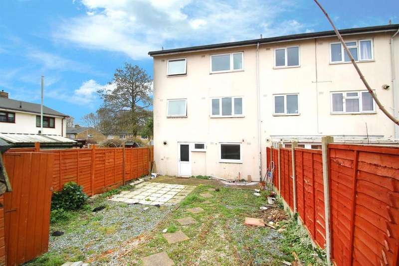 5 Bedrooms Terraced House for sale in Harlow
