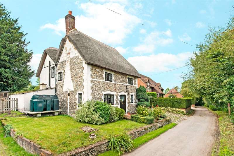 3 Bedrooms Detached House for sale in Church Lane, Aston Rowant, Watlington, OX49