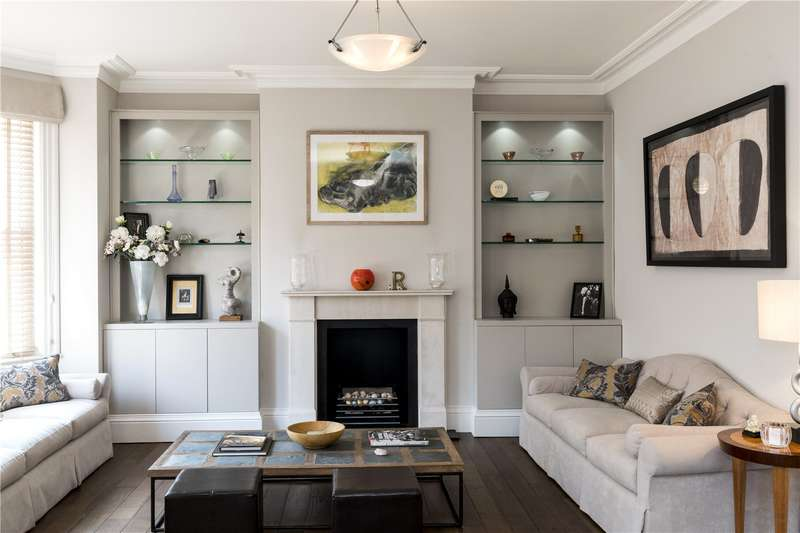 3 Bedrooms Flat for sale in Cumberland Mansions, George Street, London, W1H
