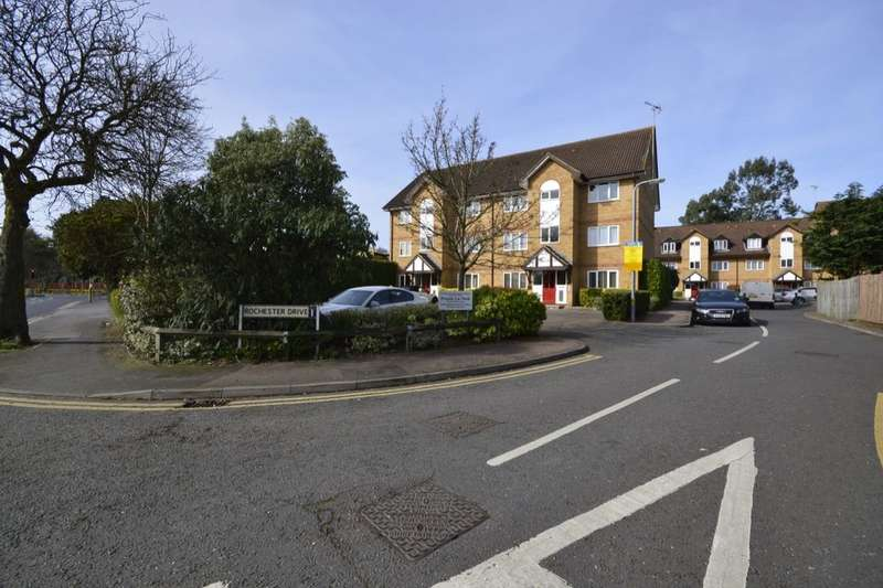 1 Bedroom Flat for sale in Rochester Drive, Watford, WD25