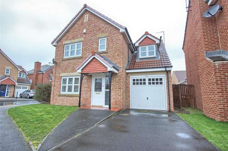 3 Bedrooms Detached House for sale in Torcross Way, The Ings