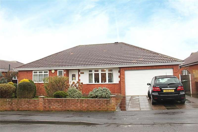 3 Bedrooms Detached Bungalow for sale in Barberry Close, Ingleby Barwick