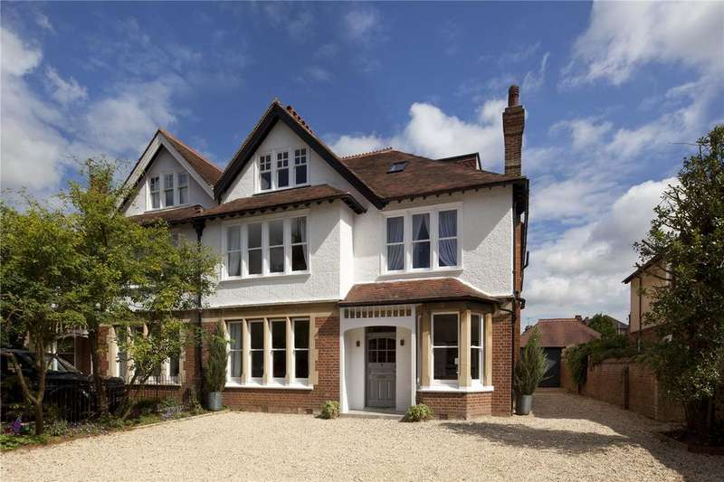 6 Bedrooms Semi Detached House for sale in Woodstock Road, Oxford, OX2