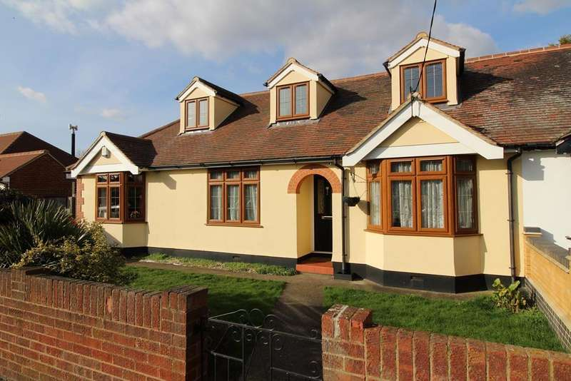 5 Bedrooms Semi Detached House for sale in Wilsman Road, South Ockendon, Essex, RM15