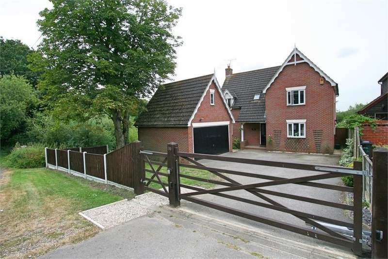 4 Bedrooms Detached House for sale in Colchester Road, Great Totham, Maldon, Essex