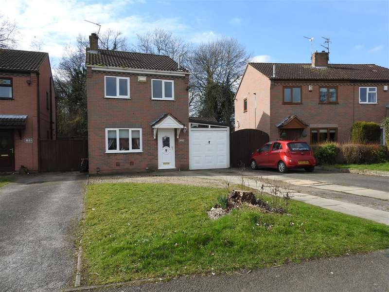 3 Bedrooms Property for sale in Polperro Way, Hucknall, Nottingham