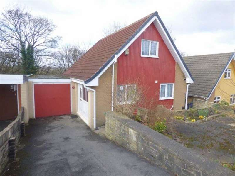 2 Bedrooms Property for sale in Tunnacliffe Road, Newsome, HUDDERSFIELD, West Yorkshire, HD4