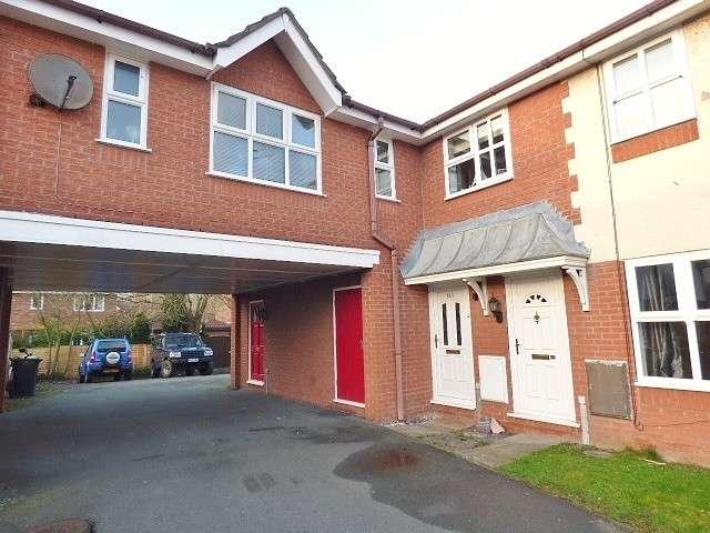 1 Bedroom Flat for sale in Harrogate Close, Great Sankey, Warrington