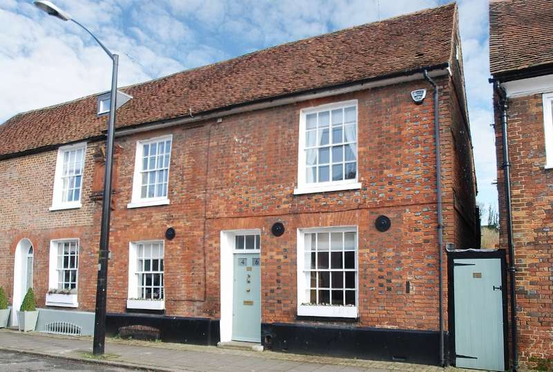 6 Bedrooms Semi Detached House for sale in Whielden Street, Amersham, HP7