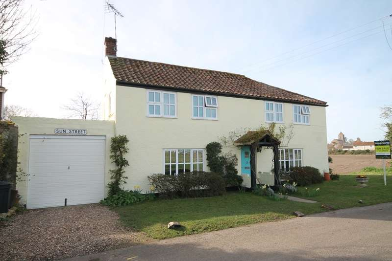 3 Bedrooms Detached House for sale in Sun Street, Isleham, CB7 5RU