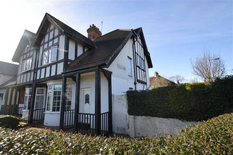 3 Bedrooms Semi Detached House for sale in The Broadway, Holderness Road, Hull, East Yorkshire, HU9