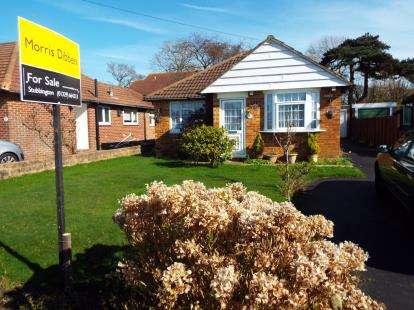 3 Bedrooms Bungalow for sale in Stubbington, Hampshire